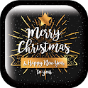 Merry Christmas Face Changer icon