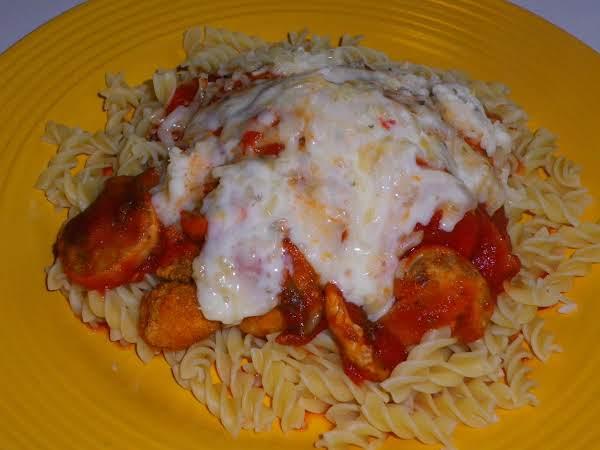 Chicken Jack Recipe