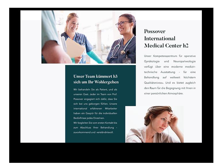 Possover International Medical Center