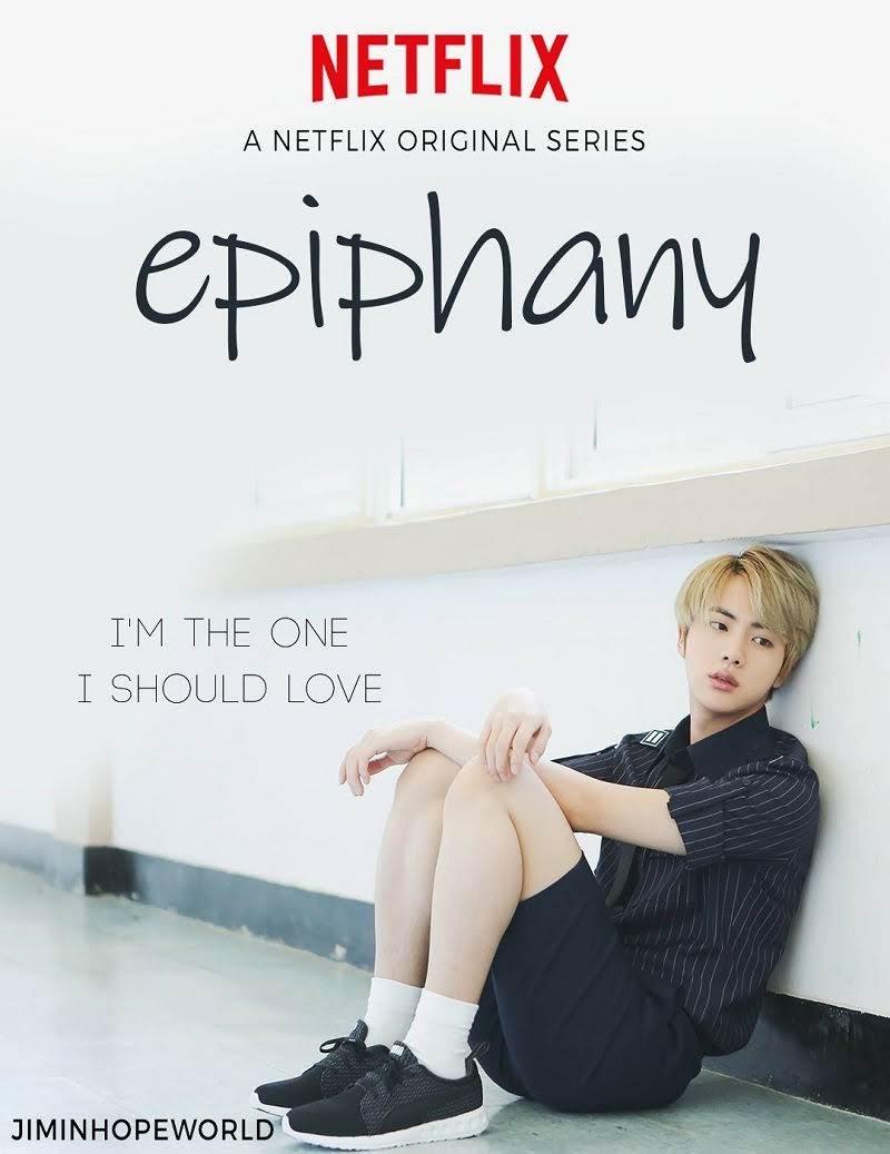 Jin epiphany Netflix Fanart