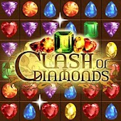 Clash of Diamonds: Match 3