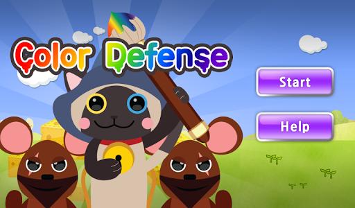 Easy Color Defense  screenshots 4