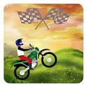 Simulator Bike Hill Climb Race icon