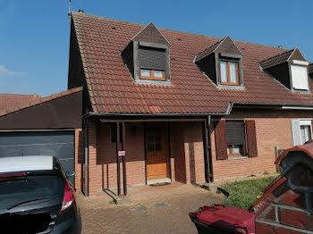 maison à Montigny-en-Gohelle (62)