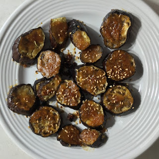 Baked Japanese Eggplant Recipes