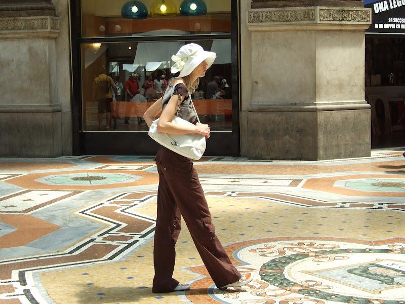 Quattro passi in Galleria di Giò Volpi