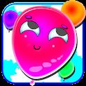 Balloon POP 4 Kids 2016 Saga icon