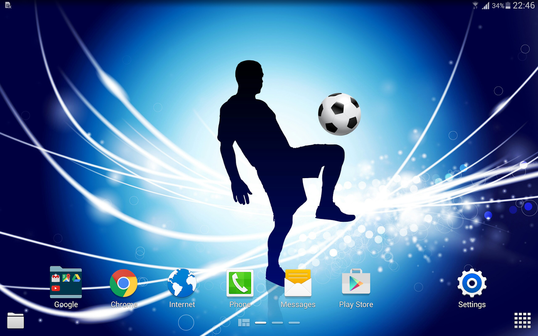 Street soccer wallpaper