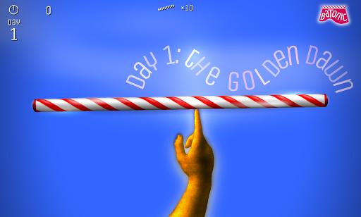 Batonic: A Game of Balance Screenshot