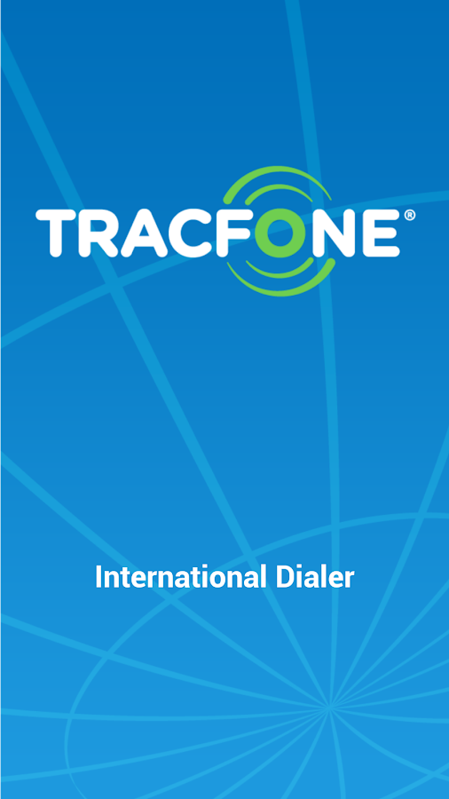 TracFone International- screenshot