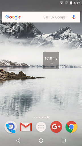 玩免費天氣APP|下載Barometer Reborn app不用錢|硬是要APP