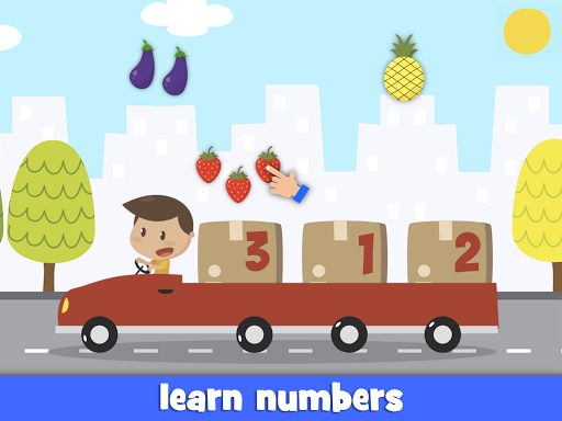 Learn fruits and vegetables - games for kids  screenshots 14