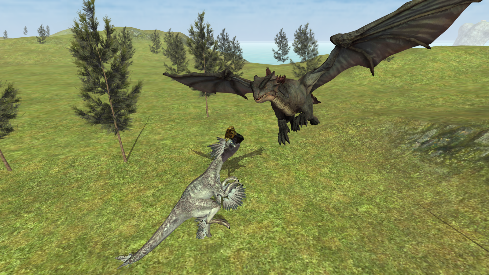 flying fury dragon simulator android apps on google play