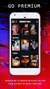 Midnight Pulp – Android TV 4