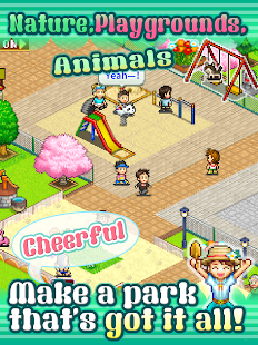 Wild Park Manager Screenshot