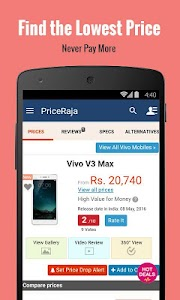 Mobile Price Comparison App screenshot 3
