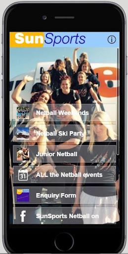 SunSports Netball Weekends|玩運動App免費|玩APPs