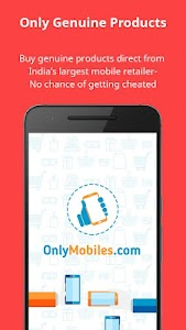 OnlyMobiles.Com Shopping App screenshot 0