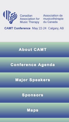 CAMT AMC Conference