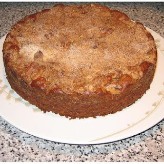 My Apple Coffee Cake