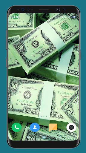 Dollar Wallpaper 4K ss1