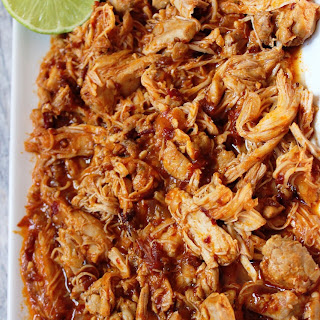 Mexican Shredded Chicken.