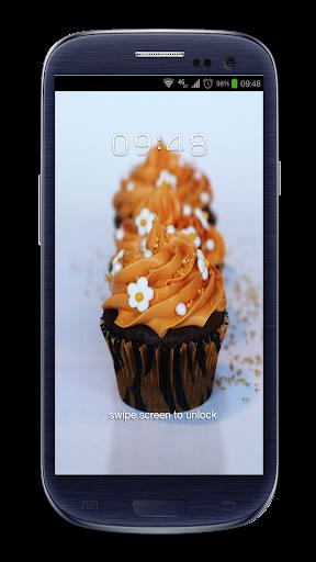 可愛的蛋糕壁紙HD|玩攝影App免費|玩APPs