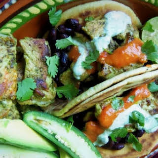 Home-Cooked Tacos Árabes.