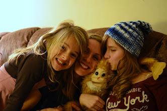 Photo: Christina, Sis and Maggie