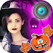 Scary Halloween Photo Editor With Halloween Frames Icon