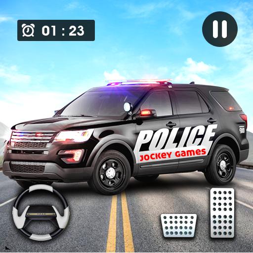 Cops Car Racing - Sniper 3D Free Game