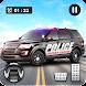 警察 車 ゲーム  -  警官 車 レーシング & バンク 強盗