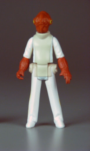 Action figure:Admiral Ackbar | Return of the Jedi