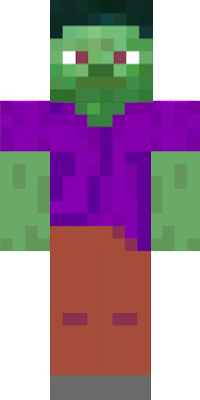 The Lost Traveler Improved and HD. This skin is from Game Theory's Videos.