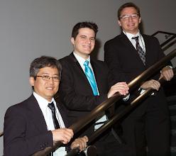 Photo: Petitioners from IUPUI, including Kenichi Yoshida, Ph.D.,CA E '89, Leandro Moretti, and Jeremy Mihajlovich.