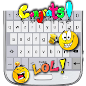 Emoji Keyboard and Stickers