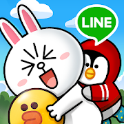 LINE Bubble!