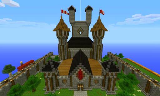 Castle: Minecraft Ideas