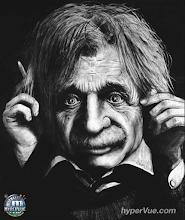 Photo: The Subliminal Einstein