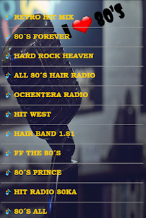 Download música de los 80's gratis For PC Windows and Mac apk screenshot 1