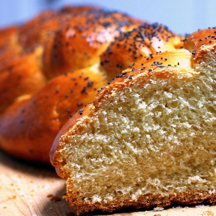 Best Challah (Egg Bread)