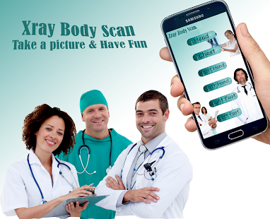 App Xray Clothes Scanner Prank APK for Windows Phone