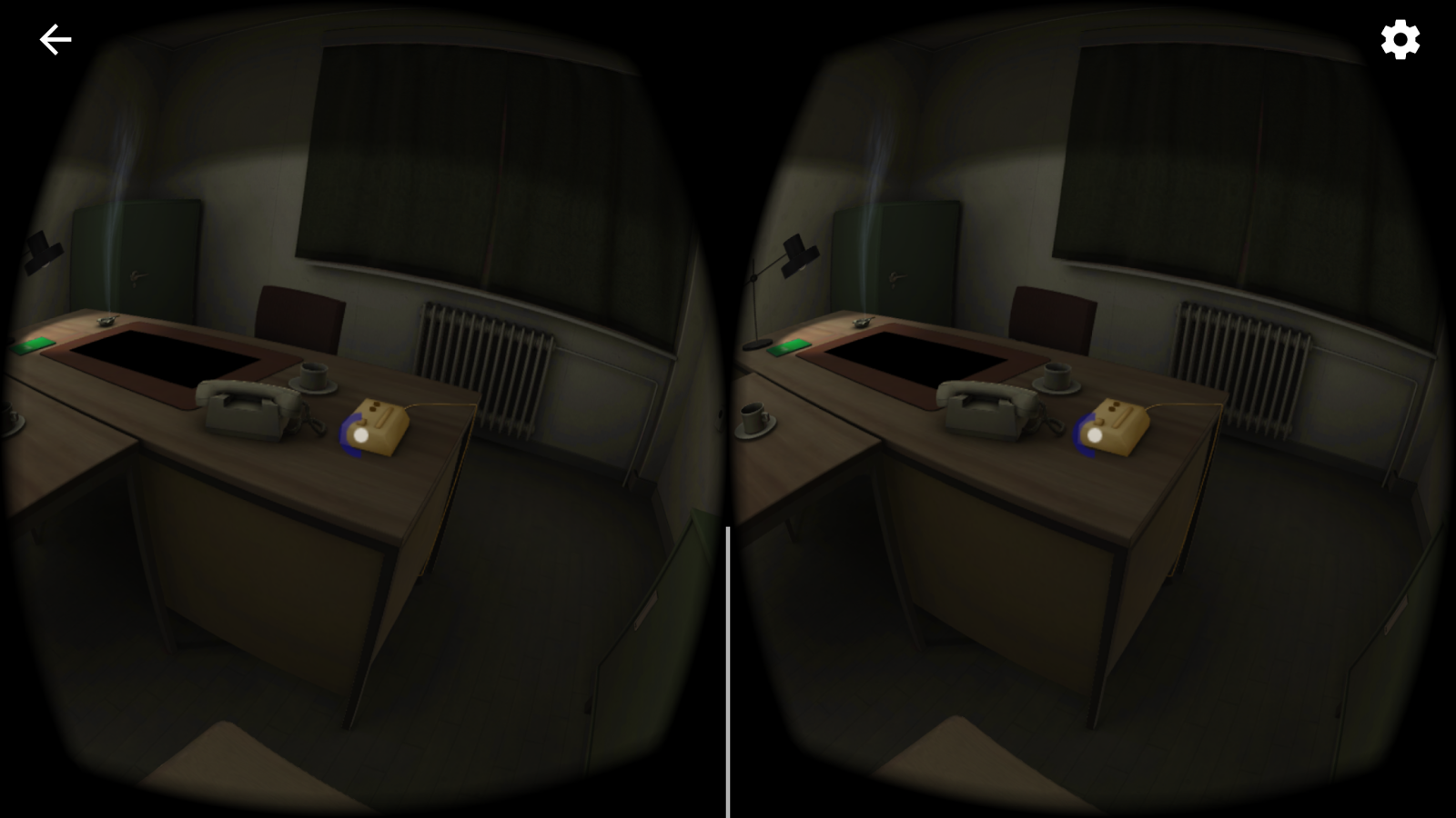 Stasi Verhöre in VR- screenshot