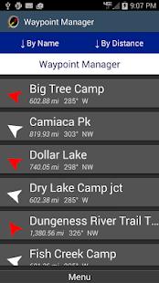 GPS Waypoints Navigator- screenshot thumbnail