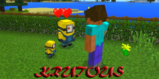Addon Minions Mod for Minecraft PE – Apps bei Google Play