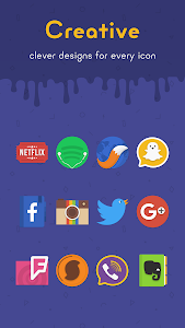 Fresh - Icon Pack v1.2.3