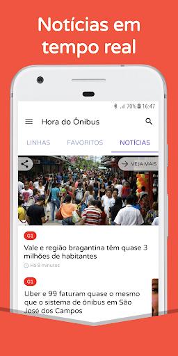 Bus Times Su00e3o Josu00e9 dos Campos screenshots 3