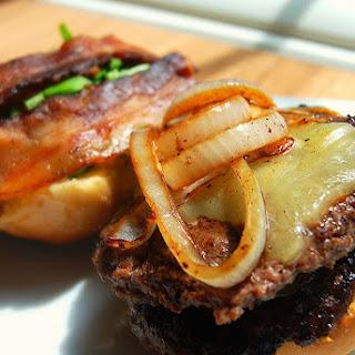 Bacon Cheesesmashburger Sliders with Secrete Sauce