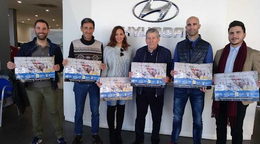 Hyundai Almerialva presenta el Circuito Provincial