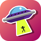 UFO.io: Multiplayer-Spiel icon